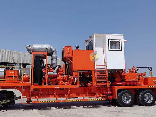 Twin Pump Unit